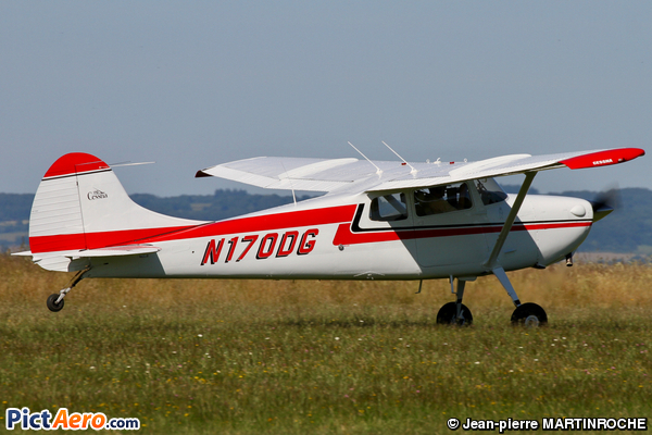 Cessna 170B (GLIDDEN DENNIS)