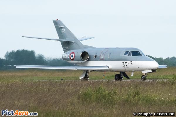 Dassault Falcon 10 MER (France - Navy)
