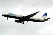 Airbus A321-231 (G-MEDJ)