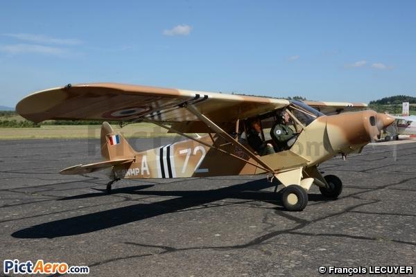 Piper PA-18-150 Super Cub (LE GRAND Pierre)