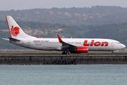 Boeing 737-8GP/WL - PK-LKT