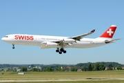 Airbus A340-313X (HB-JMA)