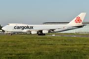 Boeing 747-467F/SCD - LX-GCL