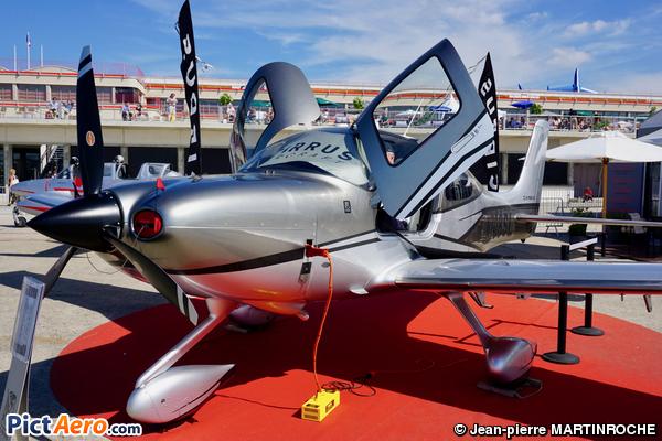 Cirrus SR-22 (Cirrus Design Corp)