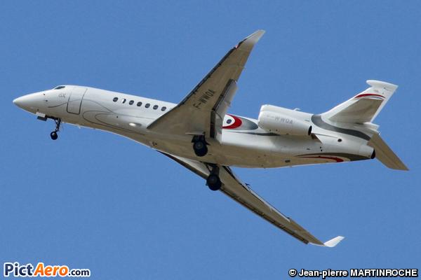 Dassault Falcon 8x (Dassault Aviation)