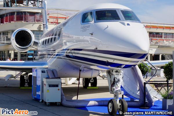 Gulfstream G650 (Gulfstream aerospace corp)
