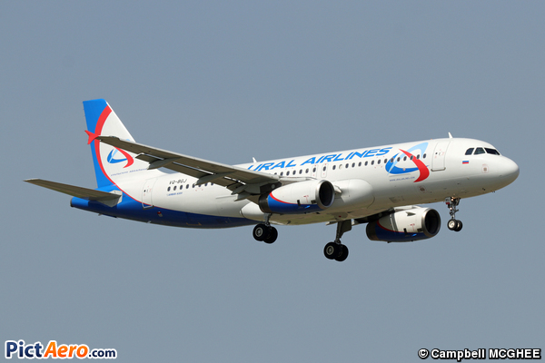Airbus A320-232 (Ural Airlines)