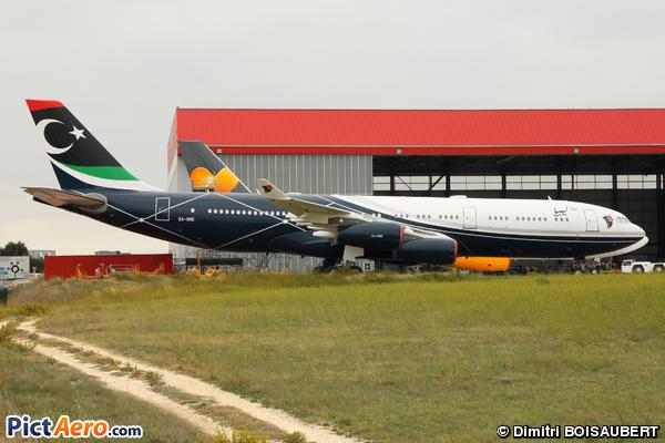 Airbus A340-213 (Libya - Air Force)