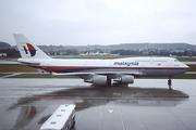 Boeing 747-4H6 (9M-MHO)