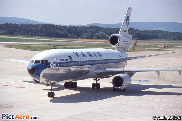 McDonnell Douglas DC-10-30 (Varig)