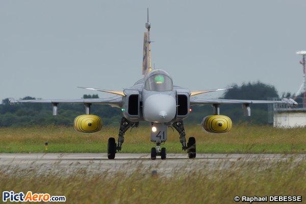 JAS-39C Gripen (Czechoslovakia - Air Force)