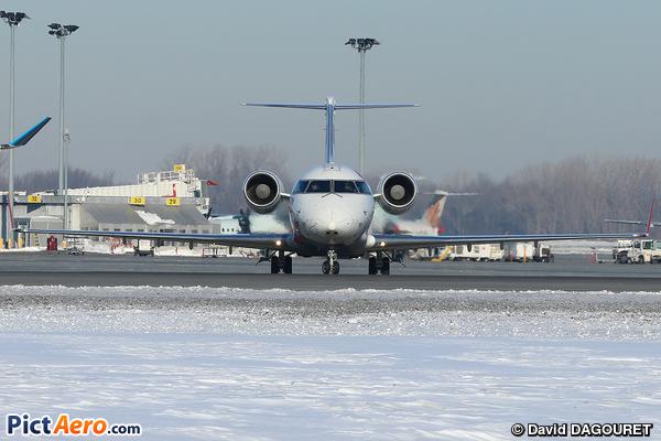Bombardier CRJ-200ER (Air Canada Jazz)