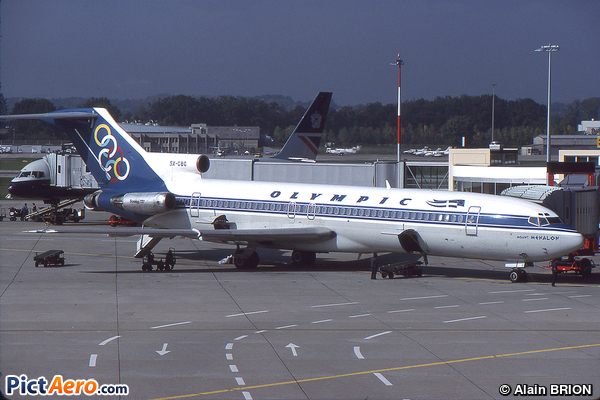 Boeing 727-230 (Olympic Airlines)