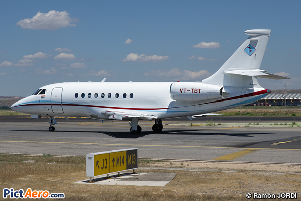 Dassault Falcon 2000 (Private / Privé)