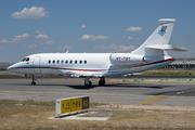 Dassault Falcon 2000 (VT-TBT)