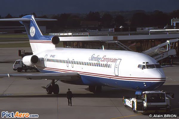 Boeing 727-212A (Sterling European Airlines)
