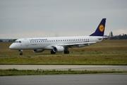 Embraer ERJ-195LR (ERJ-190-200LR) (D-AEBQ)