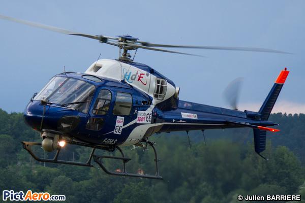 Aérospatiale AS-355N Ecureuil 2 (Mont Blanc Hélicoptères)