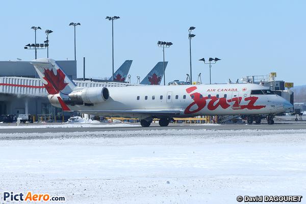Canadair CL-600-2B19 Regional Jet CRJ-200ER (Air Canada Express)