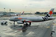 Airbus A320-232 (9V-JSI)