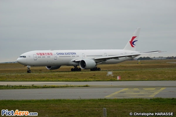 Boeing 777-39P(ER) (China Eastern Airlines)