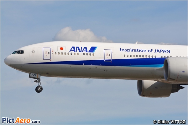 Boeing 777-381/ER (All Nippon Airways)