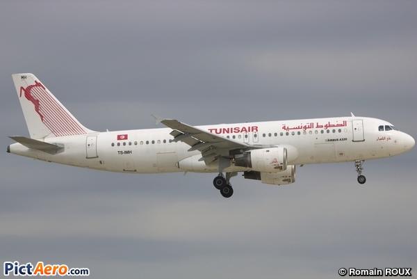 Airbus A320-211 (Tunisair)
