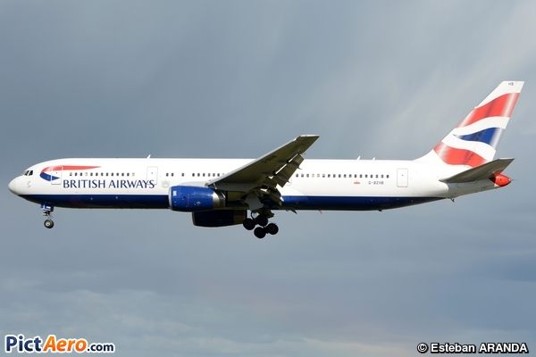 Boeing 767-336/ER (British Airways)