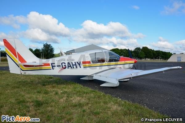 Robin DR-400-160 (Aéroclub de Dreux)