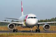 Airbus A319-112 (CS-TTQ)