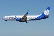 Boeing 737-8ZM/WL (EW-456PA)