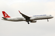 Airbus A321-231(WL) (TC-JSU)
