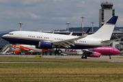 Boeing 737-74T/W BBJ (VP-BEL)