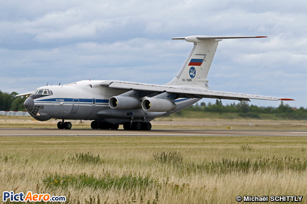 Ilyushin IL-76MD (Russia - Air Force)