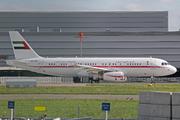 Airbus A320-232/CJ (A6-HMS)