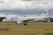 Airbus A319-115X/CJ (UR-ABA)