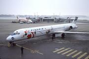 McDonnell Douglas MD-82 (DC-9-82) (OH-LMN)