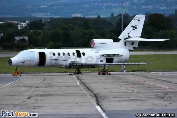 Dassault Falcon 50 (Darta Transports Aeriens SA)