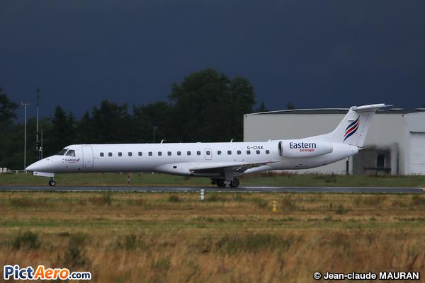 Embraer ERJ-145LU (Eastern Air Lines)