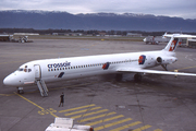 McDonnell Douglas MD-83 (DC-9-83) (HB-INV)