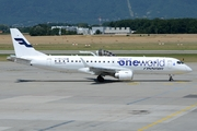 Embraer ERJ-190LR (ERJ-190-100LR) (OH-LKN)