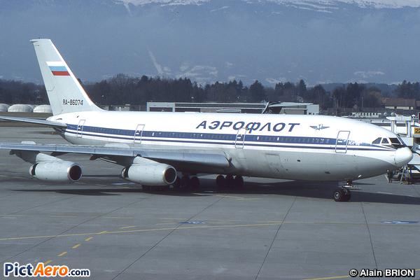Iliouchine Il-86 (Aeroflot)