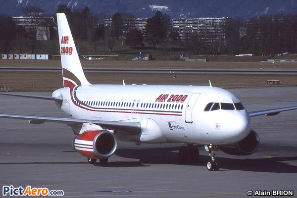 Airbus A320-231 (Air 2000)