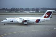 BAe 146-RJ100 (HB-IXV)
