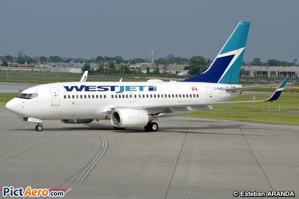 Boeing 737-7CT/WL (Westjet)