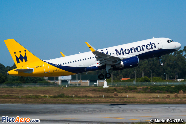 Airbus A320-114 (Monarch Airlines)