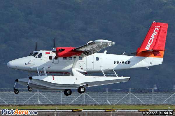 De Havilland Canada DHC-6-400 Twin Otter (Air Born)