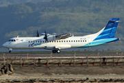 ATR 72-600 (PK-GAI)