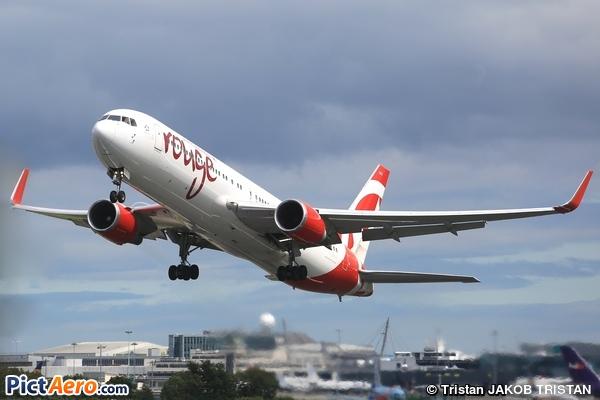 Boeing 767-36N/ER (Air Canada Rouge)