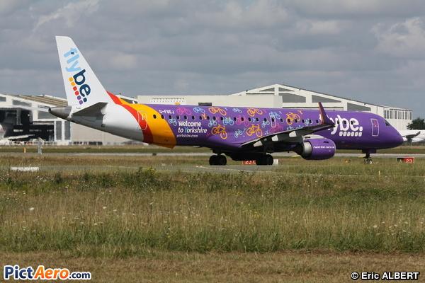 Embraer ERJ-195LR (ERJ-190-200LR) (Flybe)